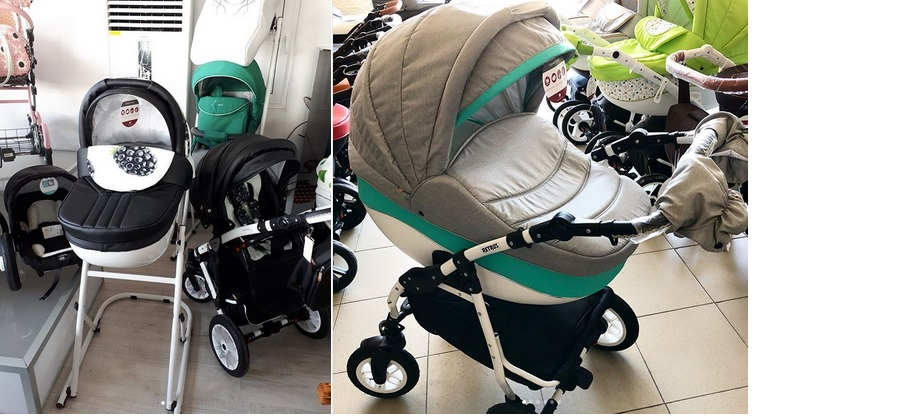 детские коляски retrus