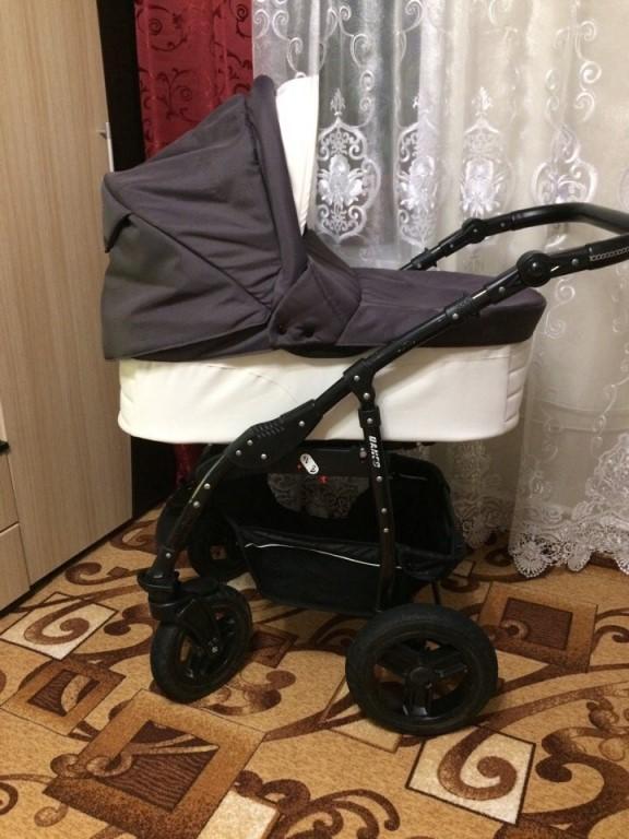 фото коляски Retrus Danco