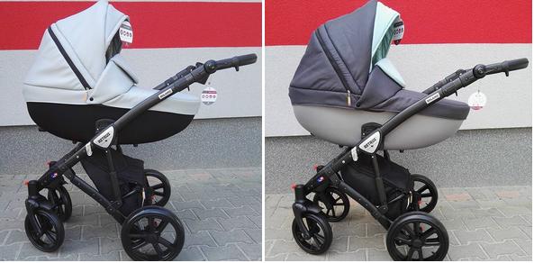 польская коляска retrus